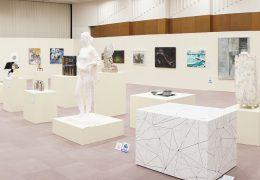 第27回新進芸術家美術展を開催します