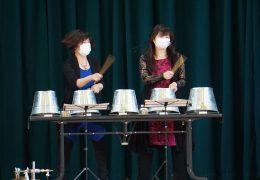 「音の扉プロジェクト 学校訪問コンサート」を開催しました